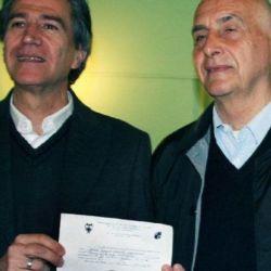 José Luis David Navarro y Miguel Ángel Calefato