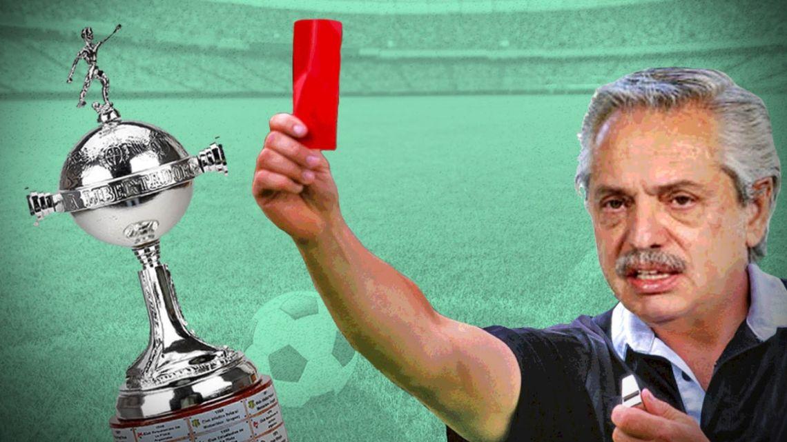 Alberto v CONMEBOL?