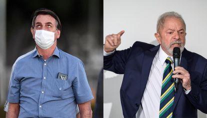Bolsonaro Lula 20200730