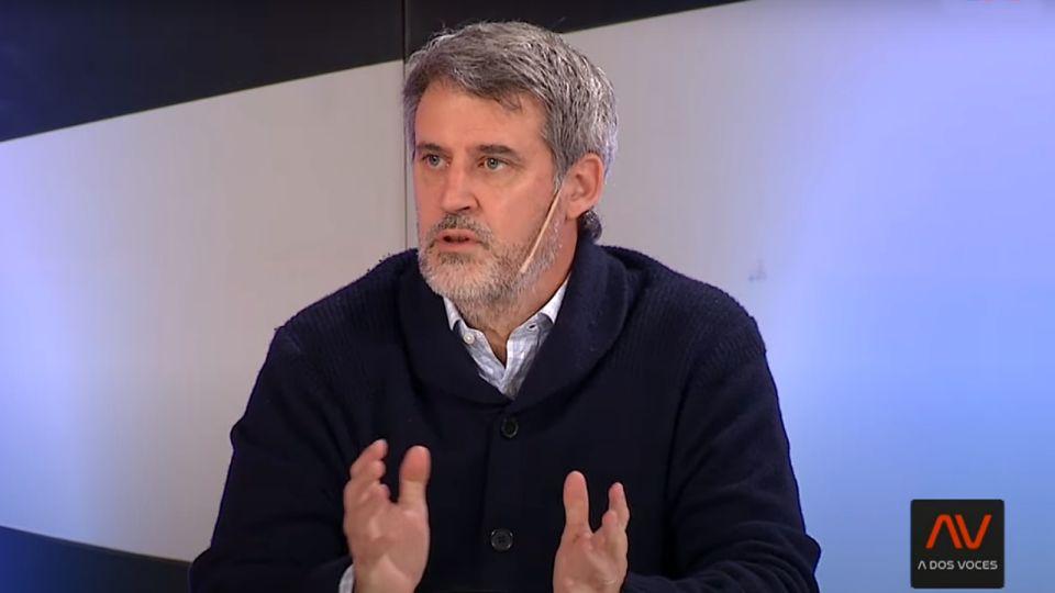 El ex ministro de Hacienda del macrismo, Alfonso Prat Gay