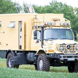Pueden parecer camiones por fuera, pero por dentro ofrecen excelentes comodidades.