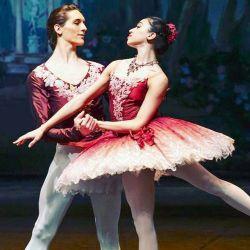 Bailarines Argentinos por el Mundo   Foto:Cedoc