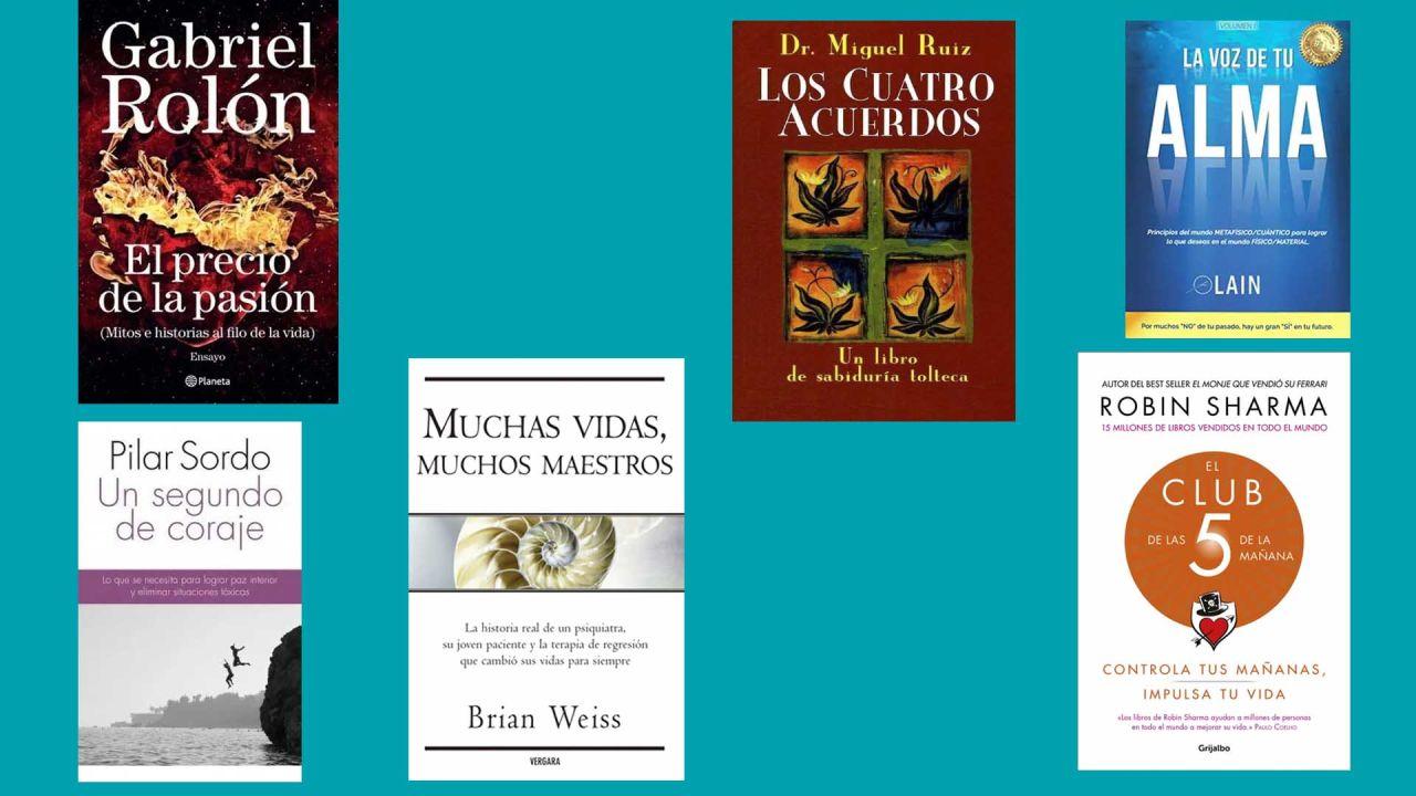 Libros más vendidos | Foto:Cedoc.