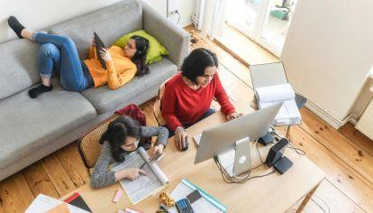 El Home Office provoca una serie de enfermedades que las empresas deben atender.
