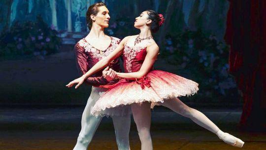 Bailarines Argentinos por el Mundo