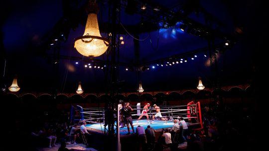 Fotogaleria Francia Boxeo