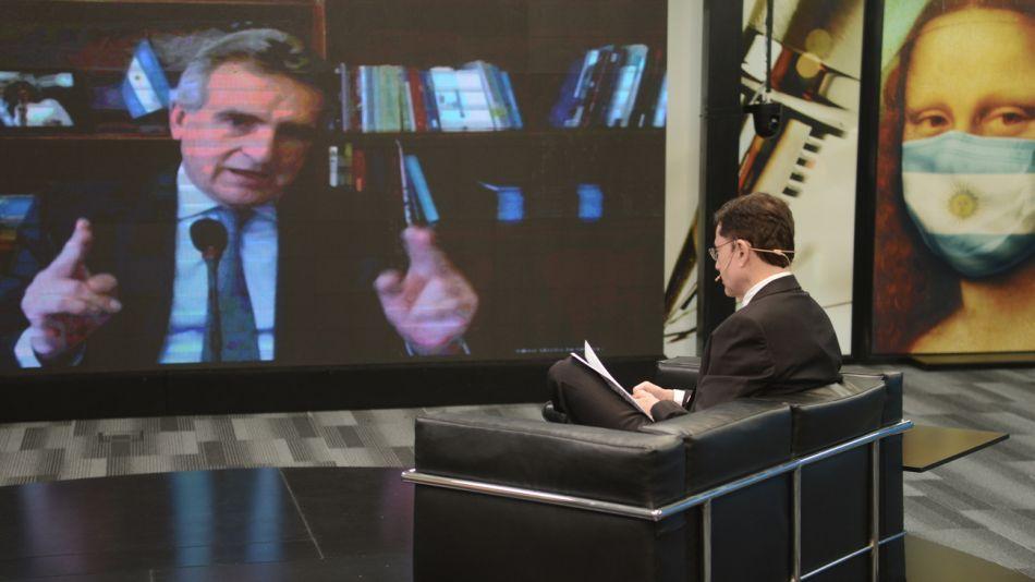 Jorge Fontevecchia entrevista a Agustin Rossi-Pablo Cuarterolo 20200731