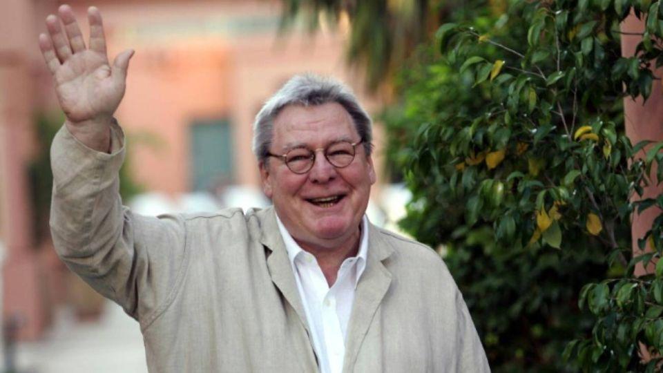 Conmoción por la muerte del director Alan Parker