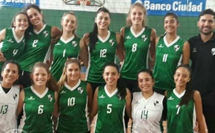 BIEN CORDOBES. La idea es que todo el plantel sea con jugadoras nacidas en Córdoba.