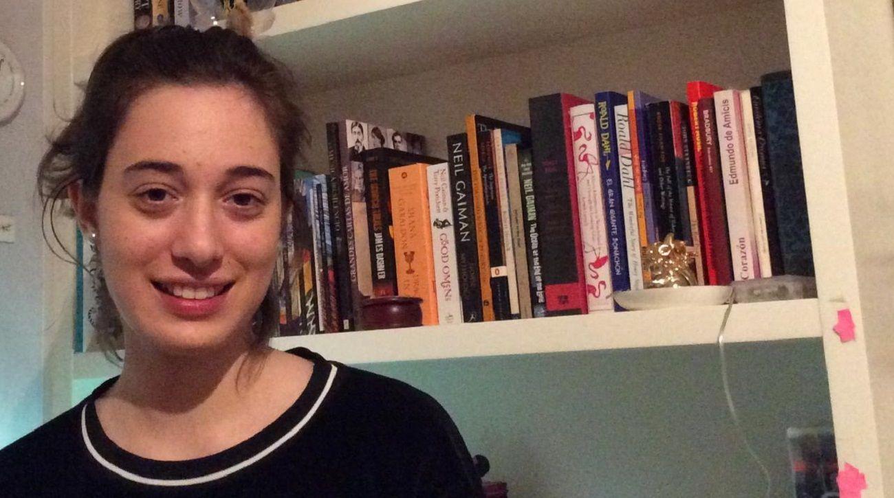 Candida Di Masso es argentina y sacó el mejor examen de matemática del mundo