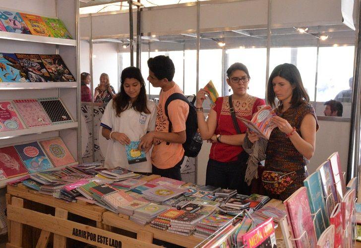 CANCELADAS. La Feria del Libro y el Conocimiento y Mercado de Arte Contemporáneo se postergaron hasta el año que viene.