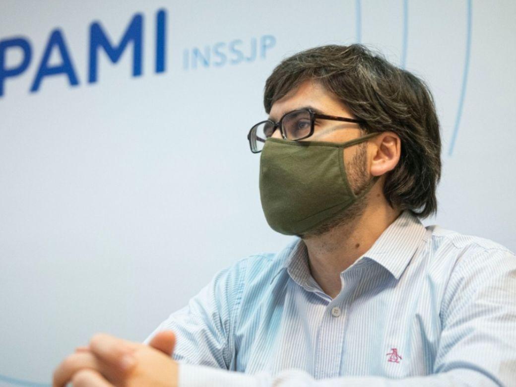 El subdirector del PAMI dio positivo de coronavirus   Perfil