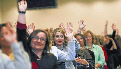 Impulsoras. Buscan fomentar la visibilidad de las mujeres.