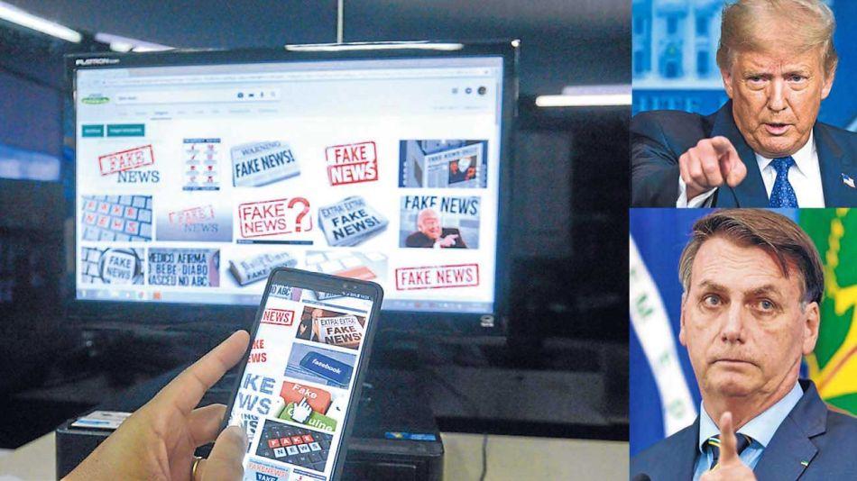 20200801_trump_bolsonaro_fake_news_cedoc_g
