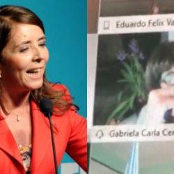 Gabriela Cerruti   Foto:Cedoc