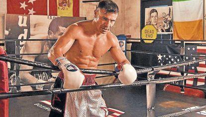 """Sobre el ring. Después de seis años de haberse retirado, Maravilla Martínez volverá a pelear. """"Es muy difícil dejar de ser un competidor""""."""