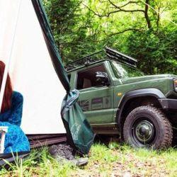 El Jimny Little D cuenta con un motor de 1.5 litros atmosférico con 102 CV y 130 Nm de par máximo.