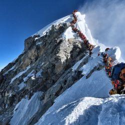 Además del Everest, también van a ser abiertos otros 414 picos de la cordillera del Himalaya.
