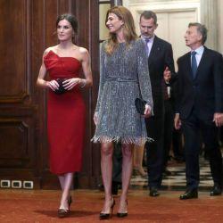 Letizia y Roberto Torreta, el diseñador argentino que conquistó a la reina de España