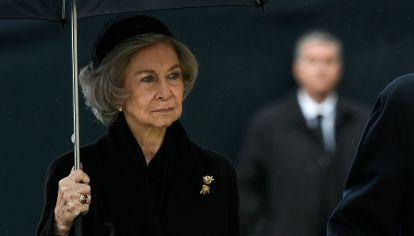 Sofía, reina de España.