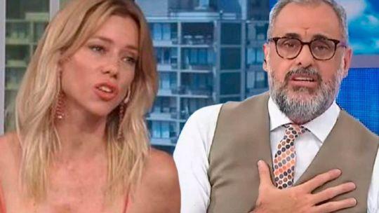 Nicole Neumann vs. Jorge Rial