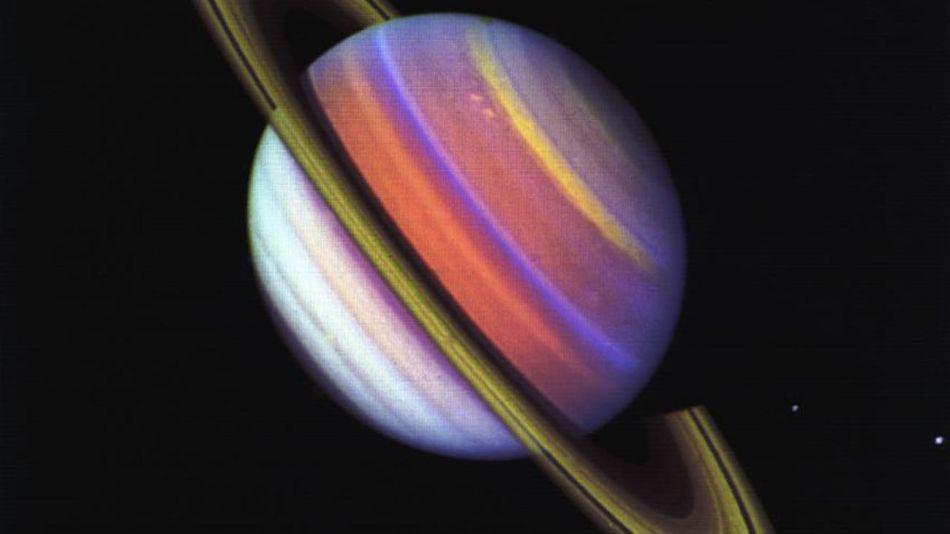 Saturno visto por el Hubble 20200803