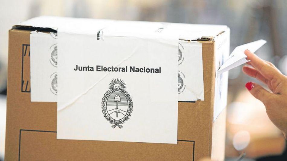 Voto urna