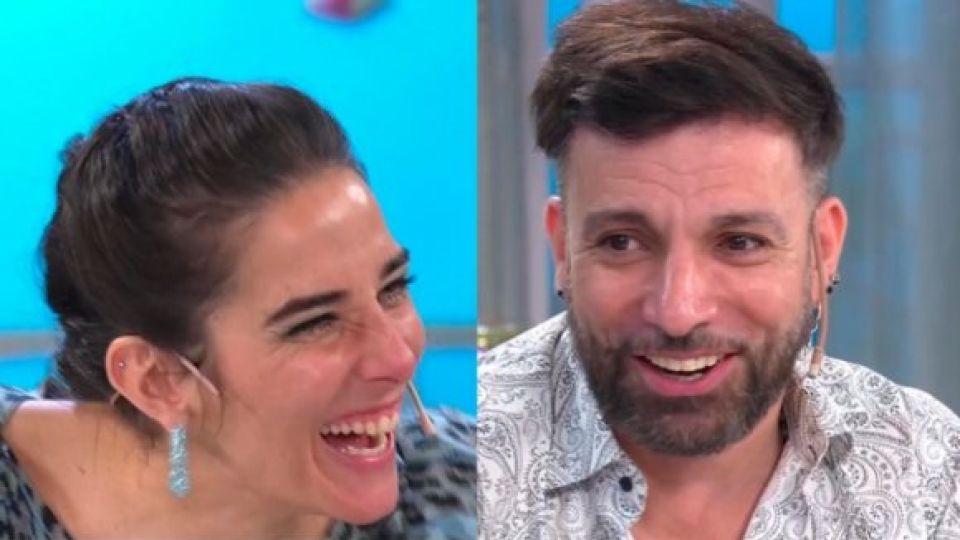 """Juana Viale y Martín Bossi confesaron que durmieron juntos: """"Nos amamos mucho"""""""