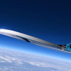 Para unir Nueva York y Londres en 90 minutos, la aeronave se elevará hasta una altura 18,3 kilómetros.