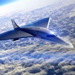 Virgin Galactic todavía no ha aclarado cuándo empezará la construcción y la posterior puesta a prueba del nuevo avión supersónico.