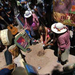 A la Madre Tierra se la celebra en gran parte del noroeste argentino.