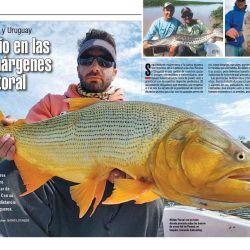Repasamos diez importantes pesqueros sobre el río Paraná y Uruguay.