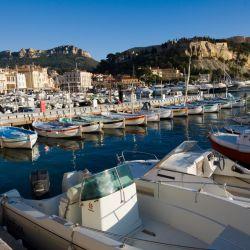 El puerto de Cassis, para perderse.