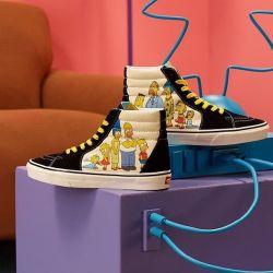 La nueva colección de Vans inspirada en Los Simpsons