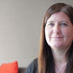 Directora Ejecutiva de la Fundación Grupo Efecto Positivo, GEP. | Foto:Cedoc.