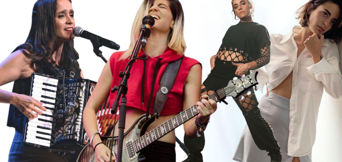 Una por una: quiénes son las principales mujeres del nuevo Cosquín Rock (online)
