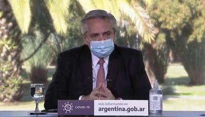 Alberto Fernandez PROCREAR
