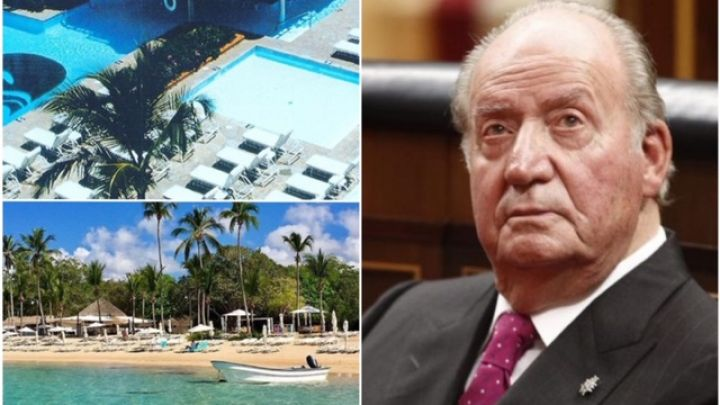 FOTOS | El rey Juan Carlos I dejó España para instalarse en un lujoso resort de República Dominicana