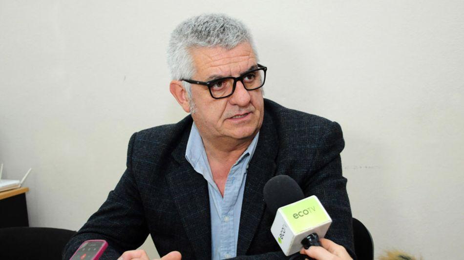 jefe de gabinete del distrito Oscar Teruggi 20200804