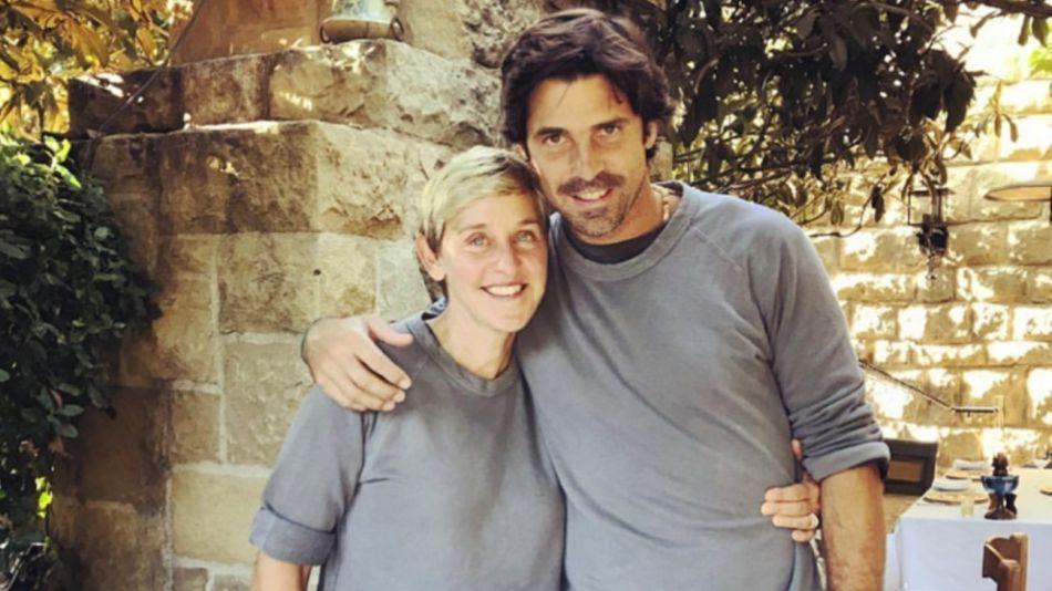 Nacho Figueras defiende a Ellen DeGeneres
