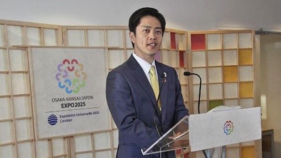 Hirofumi_Yoshimura Alcalde de Osaka 20200804