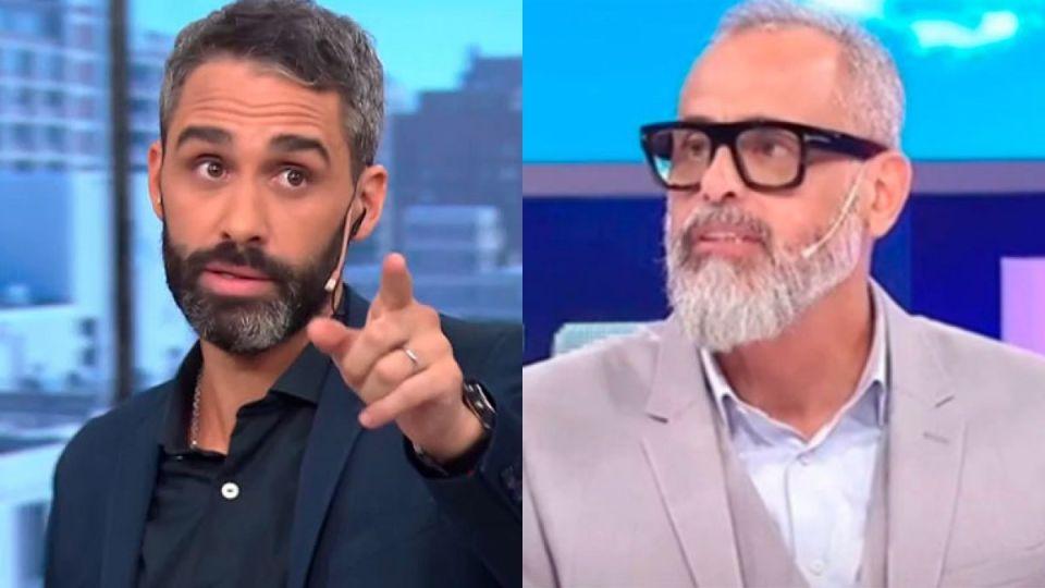 La contundente respuesta del Pollo Alvarez a Jorge Rial