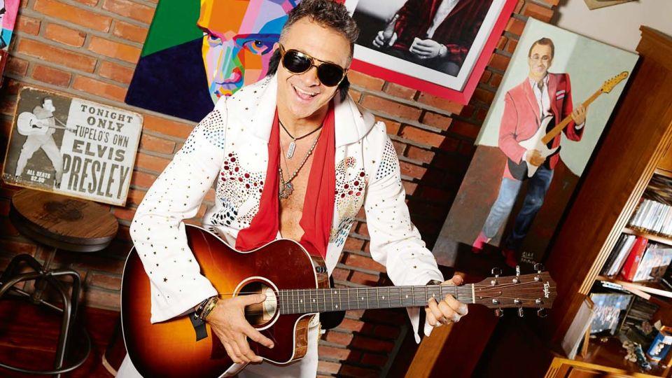 SERGIO LAPEGUE Y SU OTRO AMOR: LA MUSICA