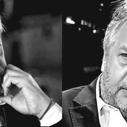 Alberto Fernández y Carlos Stornelli.
