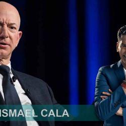 Jeff Bezos, por Ismael Cala | Foto:cedoc