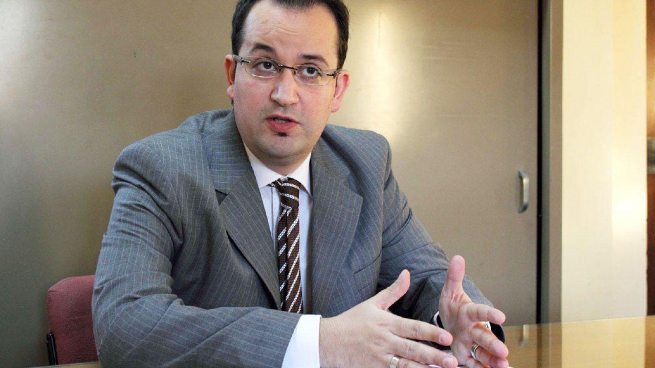 Roberto Carlés, abogado cercano al Papa y CFK.    Foto:CEDOC