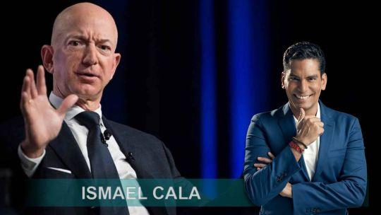Jeff Bezos, por Ismael Cala