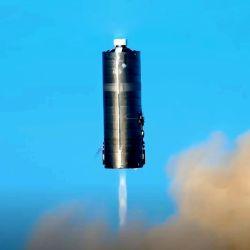 Se prevé que el diseño final, apto para viajes interplanetarios, tenga unos 50 metros de altura.