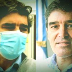 Ministro de Salud porteño Fernán Quirós.