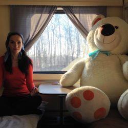 Un viaje al corazón de Siberia y a la relación de Nati con la música, la fama y sus fans.